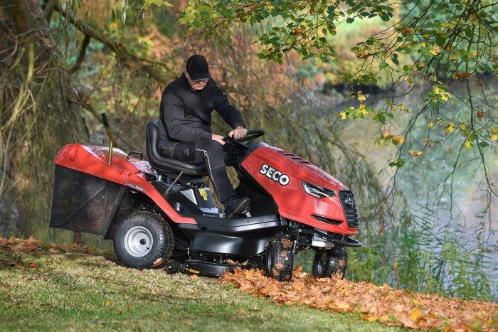 SECO traktory